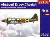 92156 RS Models 1/72 Airspeed Envoy Cheetah