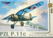 48101 Mirage Hobby 1/48 PZL P.11c Polish Air Force