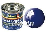 32151 Revell Краска эмалевая ультрамариновая RAL 5002 глянцевая