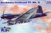 72006 Valom 1/72 Самолет Blackburn Firebrand TF.Mk.II