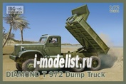 72021 IBG models 1/72 Diamond T972 Dump Truck