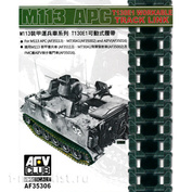 AF35306 AFVClub 1/35 Operational Track Link for M113 APC, M730A1 and AIFV Series
