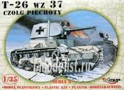 35308 Mirage Hobby 1/35 T-26 Russian light tank wz 37