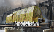 82922 HobbyBoss 1/72 Panzerlok BR57 Armoured Locomotiv