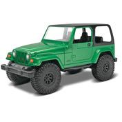 11695 Revell 1/25 Автомобиль Jeep Wrangler Rubicon