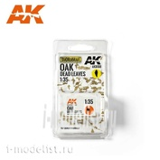 AK8108 AK Interactive 1/35 Опавшие листья дуба