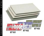 87161 Tamiya Polishing Sanding Sponge Sheet 180
