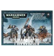 53-09 Warhammer 40.000 Thunderwolf Cavalry (Космические Волки. Наездники на волках )