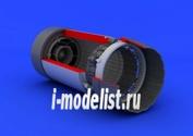 648104 Eduard 1/48 Набор дополнений MiG-23 M/MF exhaust nozzle