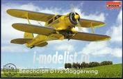 446 Roden 1/48 Beechcraft D17S