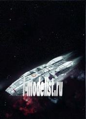 04987 Revell 1/4105 Battlestar Galactica