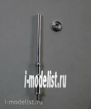 35027 Zedval 1/35 73 мм ствол 2A28. Бмп-1