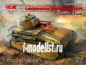 35330 ICM 1/35 Leichttraktor Rheinmetall 1930, German Tank
