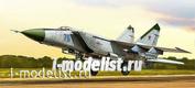 KH80119 KittyHawk 1/48 Самолет МuГ-25