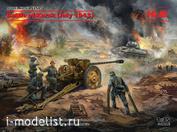 DS3505 ICM 1/35 battle of Kursk (July 1943)