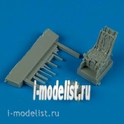 QB72 279 QuickBoost 1/72 Набор дополнений Su-27 ejection seat with sefety belts