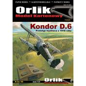 OR160 Orlik 1/33 Fokker E.III