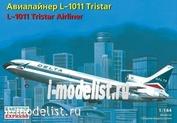 14497 Orient Express 1/144 Passenger airliner L-1011