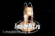 AH01011 Aurora Hobby Проволока медная, диаметр 0.15 мм (10 метров)