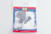 AVD143010301 AVD Models 1/43 Светофор, 1 шт.