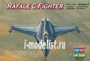 80318 HobbyBoss 1/48 Самолет France Rafale C Fighter