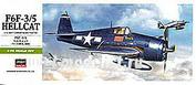 00241 Hasegawa 1/72 F6F-3/5 Hellcat