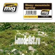 AMIG8358 Ammo Mig STONY MOUNTAIN - SPRING (каменистая гора - весна)