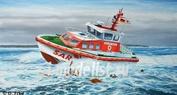 05214 Revell 1/72 Rescue Boat WALTER ROSE / VERENA