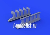 632066 Eduard 1/32 Mosquito Mk.VI exhaust stacks
