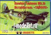7202 Макет 1/72 Истребитель Hawker Typhoon Mk.Ib