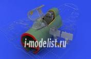 648035 Eduard 1/48 Набор дополнений MiG-21MF interior early
