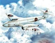 72563 MPM 1/72 Самолет Gloster Meteor Mk.III