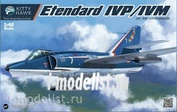 KH80137 Kitty Hawk 1/48 Etendard IVP/IVM