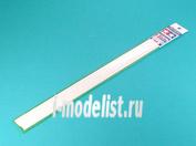 70130 Tamiya Пластик белый квадратный 3х3мм, длина 40см, 10 шт.