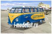 07436 Revell 1/24 VW T1 SAMBA BUS LUFTHANSA