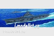05602 Trumpeter 1/350 U.S. Aircraft Carrier CV-9 Essex 1943
