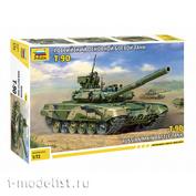 5020 Zvezda 1/72 Russian main battle tank T-90