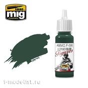 AMMOF506 Ammo Mig Acrylic paint MEDIUM RUSSIAN GREEN FS-34092