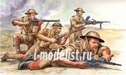 6077 Italeri 1/72 British 8th Army