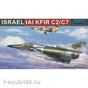 88001-A AMK 1/48  Израильский истребитель Kfir C2/C7