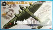 14401 Mars Models 1/144 Самолет Туполев ТB-3-4M-17 / G-2