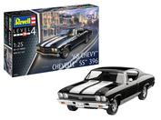 07662 Revell 1/25 Автомобиль 1968 Chevy Chevelle