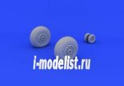 672098 Eduard 1/72 Дополнение к модели