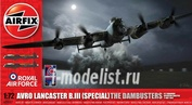 9007 Airfix 1/72 Avro Lancaster B.III (Special) The Dambusters