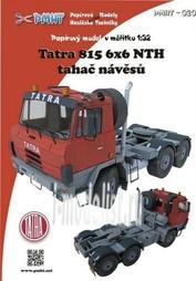 PMHT-020 PMHT 1/32 Tatra 815 6x6 NTH