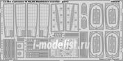 72564 Eduard 1/72 Фототравление для Lancaster B Mk.III Dambuster exterior