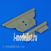 QB48 629 QuickBoost 1/48 Набор дополнений к F-101A/C Voodoo undercarriage covers