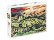 35361 ICM 1/35 Германский танк 2МВ Pz.Kpfw. V Panther Ausf.D