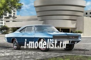 Revell 07188 1/25 1968 Dodge Charger Car