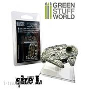 9277 Green Stuff World Вращающиеся магниты - Размер L / Rotation Magnets - Size L